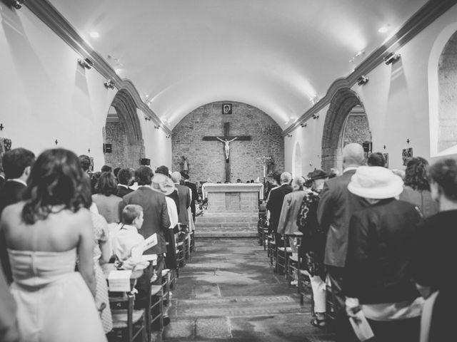 Le mariage de Henri et Claire-Léa à Saint-Marc-le-Blanc, Ille et Vilaine 43