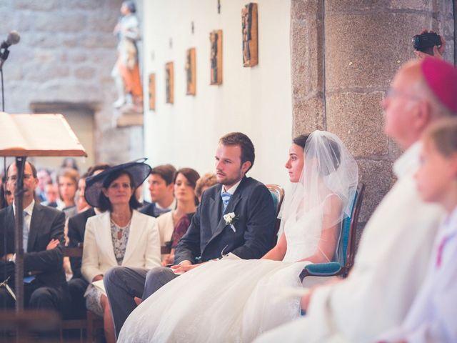 Le mariage de Henri et Claire-Léa à Saint-Marc-le-Blanc, Ille et Vilaine 46
