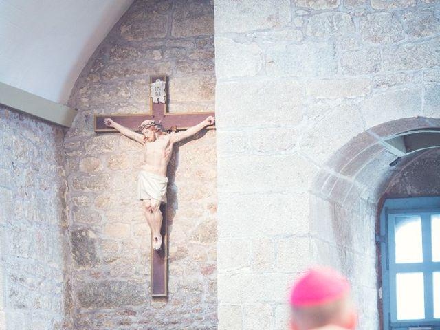 Le mariage de Henri et Claire-Léa à Saint-Marc-le-Blanc, Ille et Vilaine 47