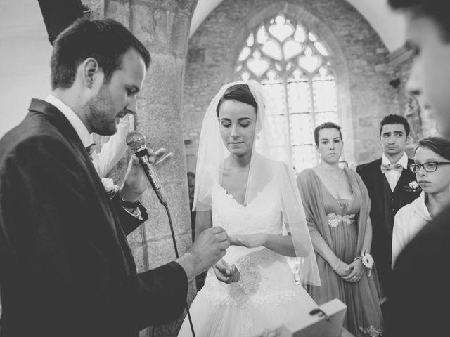 Le mariage de Henri et Claire-Léa à Saint-Marc-le-Blanc, Ille et Vilaine 49