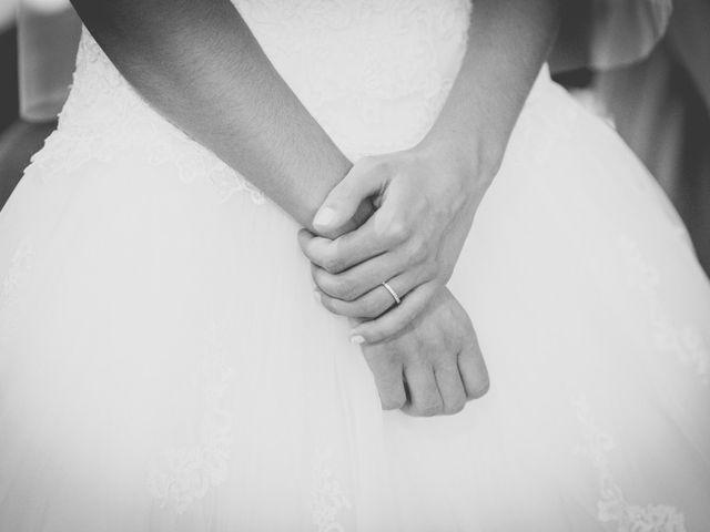 Le mariage de Henri et Claire-Léa à Saint-Marc-le-Blanc, Ille et Vilaine 50
