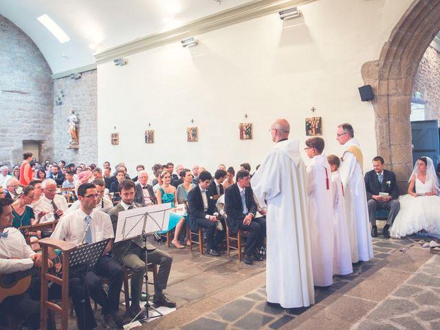 Le mariage de Henri et Claire-Léa à Saint-Marc-le-Blanc, Ille et Vilaine 52