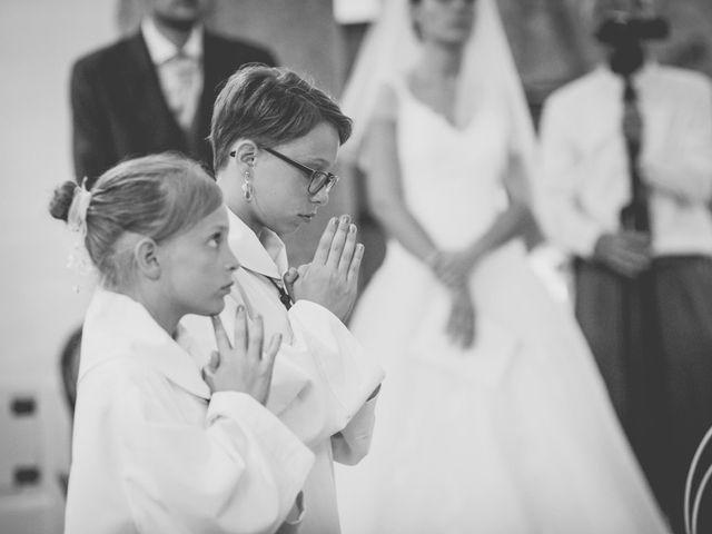 Le mariage de Henri et Claire-Léa à Saint-Marc-le-Blanc, Ille et Vilaine 53