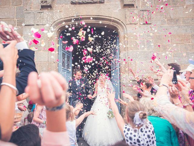 Le mariage de Henri et Claire-Léa à Saint-Marc-le-Blanc, Ille et Vilaine 57