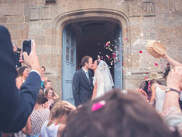 Le mariage de Henri et Claire-Léa à Saint-Marc-le-Blanc, Ille et Vilaine 58