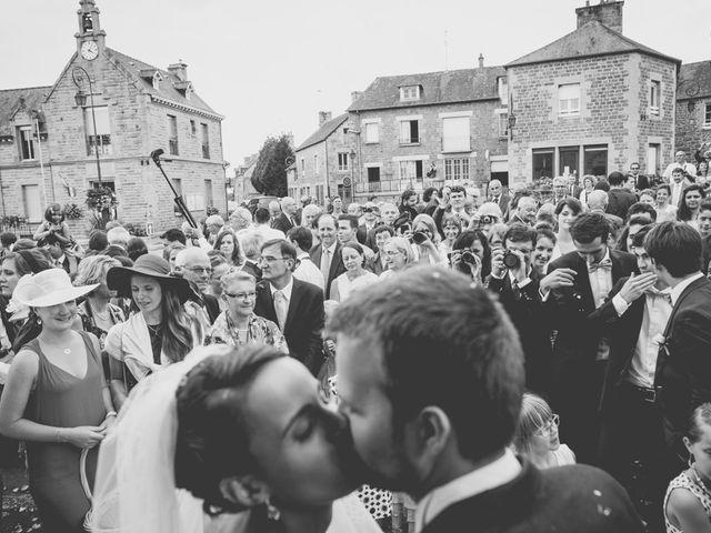Le mariage de Henri et Claire-Léa à Saint-Marc-le-Blanc, Ille et Vilaine 59