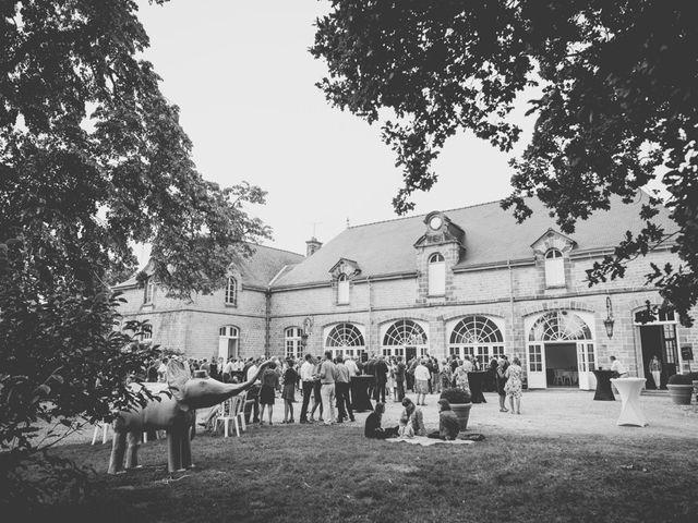 Le mariage de Henri et Claire-Léa à Saint-Marc-le-Blanc, Ille et Vilaine 82
