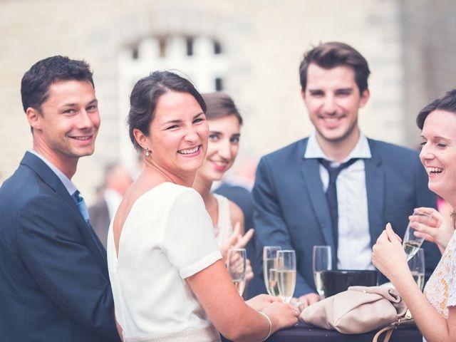 Le mariage de Henri et Claire-Léa à Saint-Marc-le-Blanc, Ille et Vilaine 84