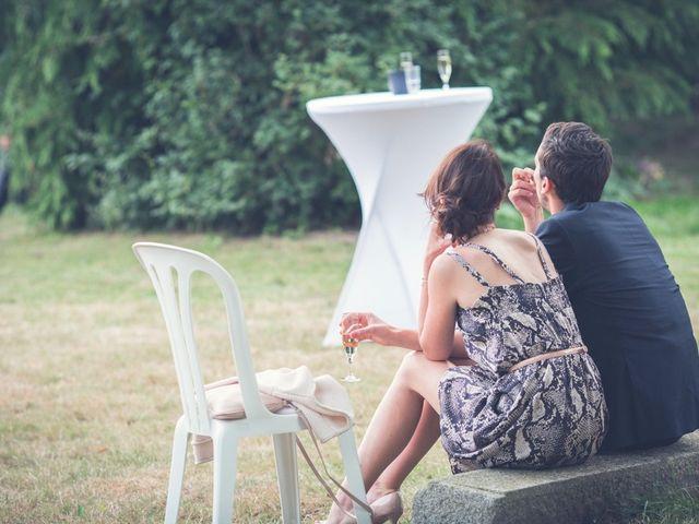 Le mariage de Henri et Claire-Léa à Saint-Marc-le-Blanc, Ille et Vilaine 86