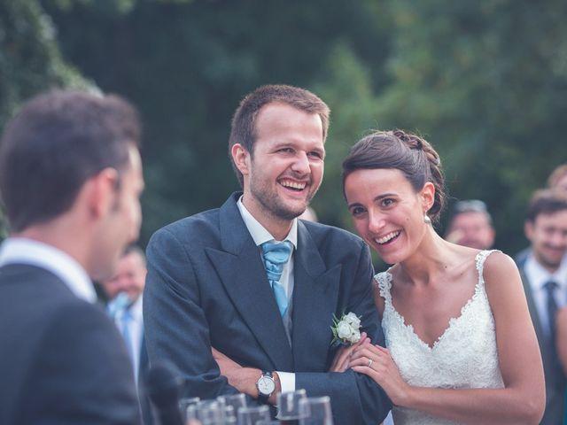 Le mariage de Henri et Claire-Léa à Saint-Marc-le-Blanc, Ille et Vilaine 87
