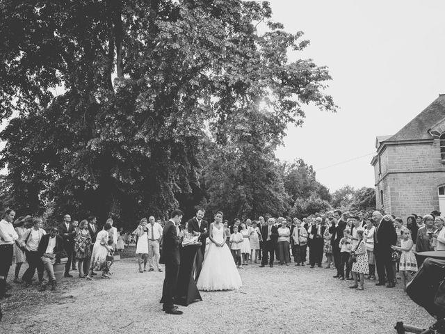 Le mariage de Henri et Claire-Léa à Saint-Marc-le-Blanc, Ille et Vilaine 88