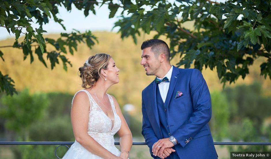 Le mariage de Anthony et Alicia à Roquebrune-sur Argens, Var