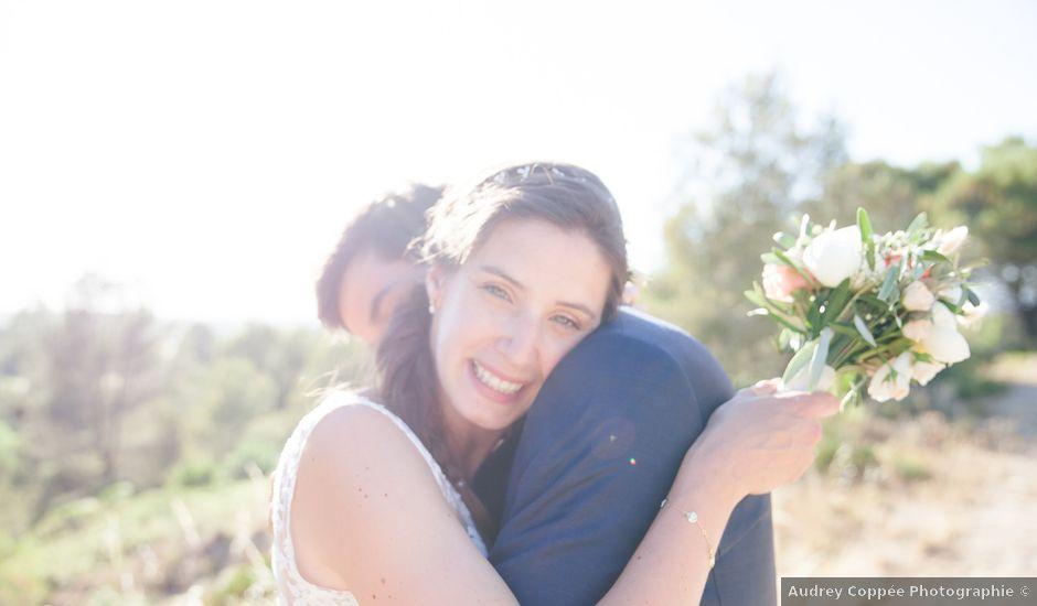 Le mariage de Paul-Amaury et Morgane à Fleury-d'Aude, Aude