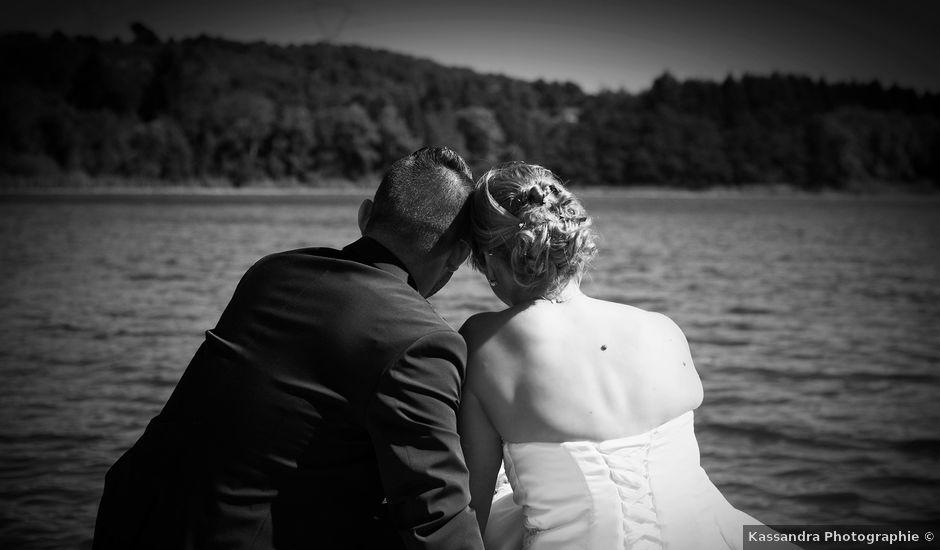 Le mariage de Joriss et Audrey à Vaulx-Milieu, Isère