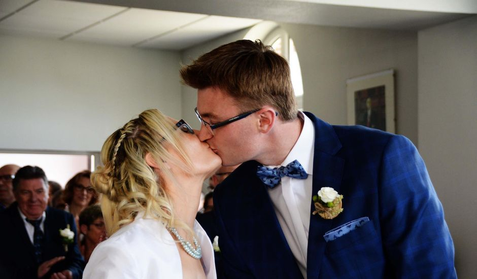 Le mariage de Franck et Emilie à Mesnil-Panneville, Seine-Maritime