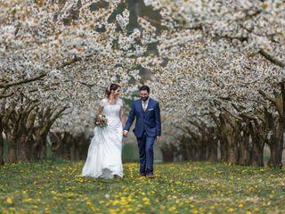 Le mariage de Céline et Vincent