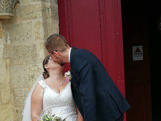 Le mariage de Angélique et Bertaud  1