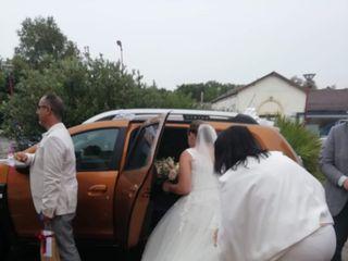 Le mariage de Angélique et Bertaud  2