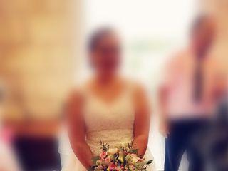 Le mariage de Angélique et Bertaud  3