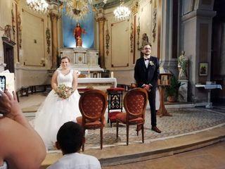 Le mariage de Angélique et Bertaud