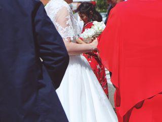 Le mariage de Sabine et Thibaut