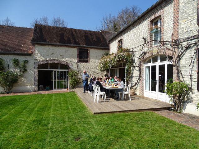 Le mariage de Vincent et Céline à Escolives-Sainte-Camille, Yonne 3