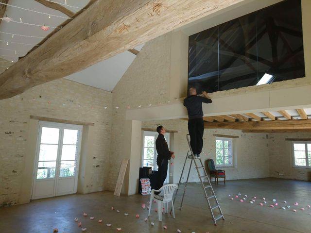 Le mariage de Vincent et Céline à Escolives-Sainte-Camille, Yonne 4