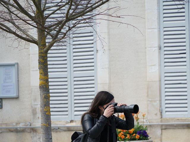 Le mariage de Vincent et Céline à Escolives-Sainte-Camille, Yonne 7