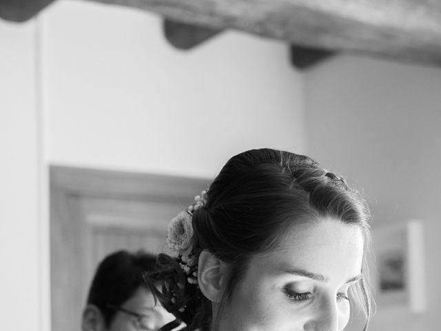 Le mariage de Vincent et Céline à Escolives-Sainte-Camille, Yonne 10