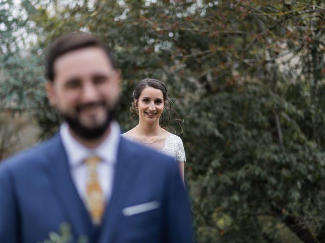 Le mariage de Vincent et Céline à Escolives-Sainte-Camille, Yonne 16