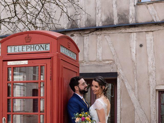 Le mariage de Vincent et Céline à Escolives-Sainte-Camille, Yonne 19