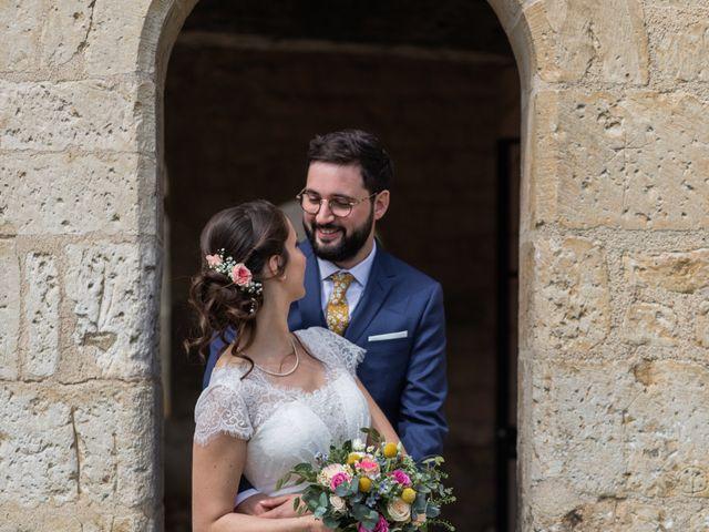 Le mariage de Vincent et Céline à Escolives-Sainte-Camille, Yonne 21