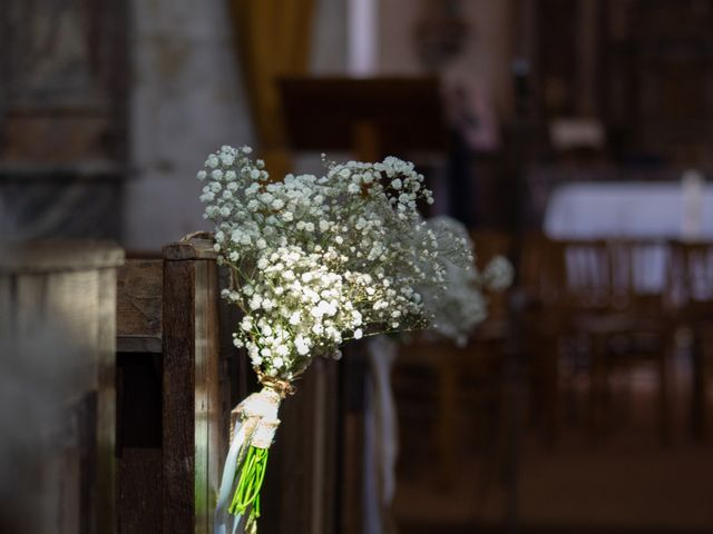 Le mariage de Vincent et Céline à Escolives-Sainte-Camille, Yonne 25