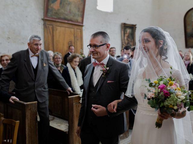 Le mariage de Vincent et Céline à Escolives-Sainte-Camille, Yonne 27