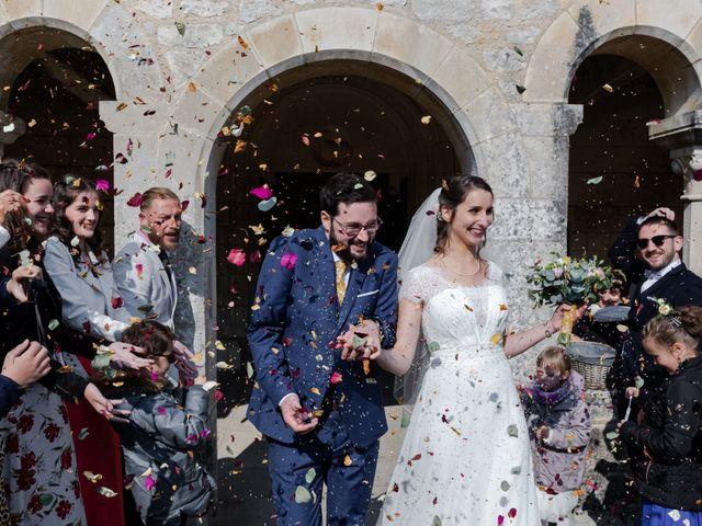 Le mariage de Vincent et Céline à Escolives-Sainte-Camille, Yonne 2