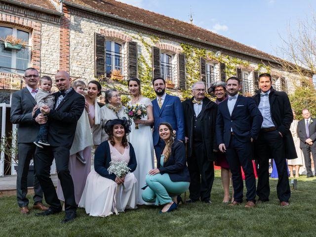Le mariage de Vincent et Céline à Escolives-Sainte-Camille, Yonne 29