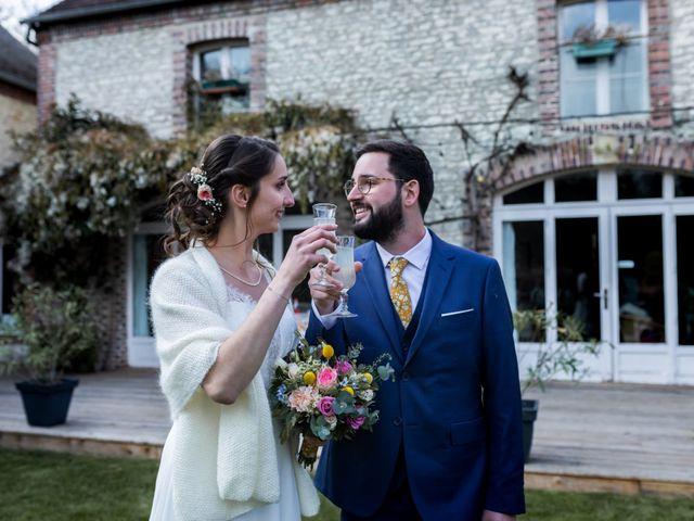 Le mariage de Vincent et Céline à Escolives-Sainte-Camille, Yonne 30
