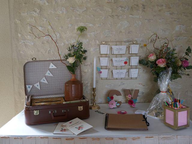 Le mariage de Vincent et Céline à Escolives-Sainte-Camille, Yonne 37