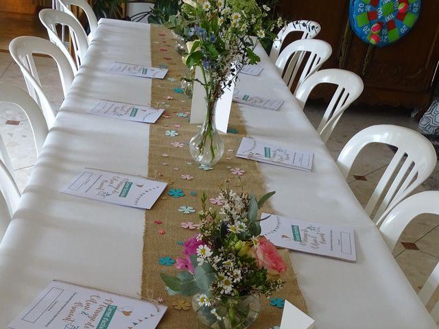 Le mariage de Vincent et Céline à Escolives-Sainte-Camille, Yonne 41