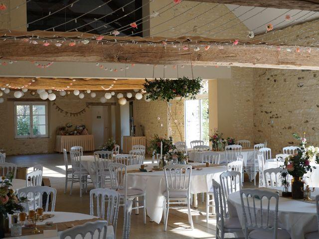 Le mariage de Vincent et Céline à Escolives-Sainte-Camille, Yonne 42