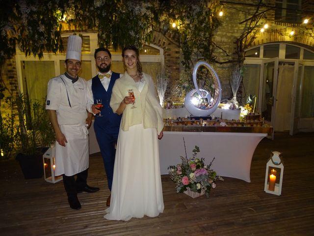 Le mariage de Vincent et Céline à Escolives-Sainte-Camille, Yonne 52