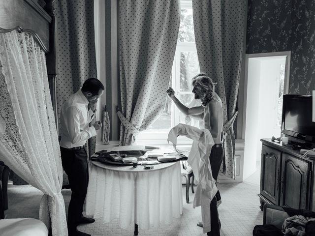 Le mariage de Guillaume et Anne à Les Monthairons, Meuse 1