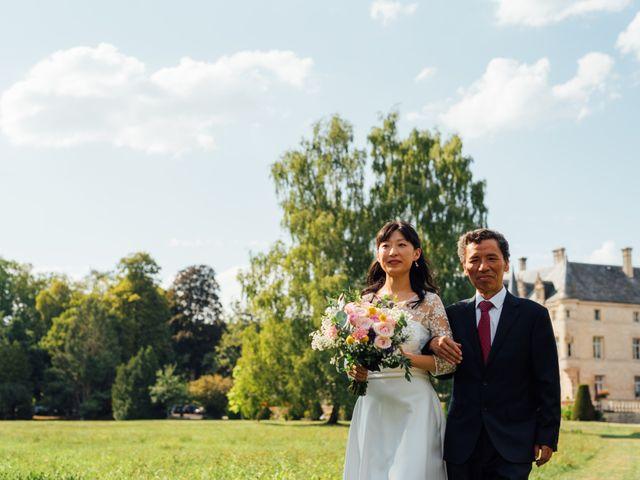 Le mariage de Guillaume et Anne à Les Monthairons, Meuse 9