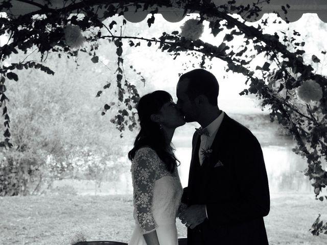 Le mariage de Guillaume et Anne à Les Monthairons, Meuse 12