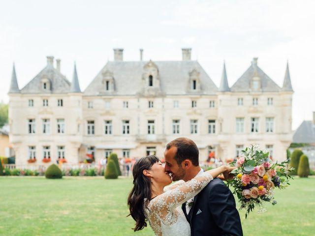 Le mariage de Guillaume et Anne à Les Monthairons, Meuse 20
