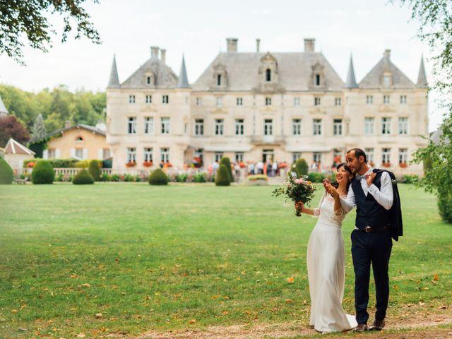 Le mariage de Anne et Guillaume
