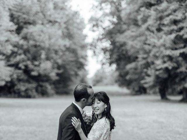 Le mariage de Guillaume et Anne à Les Monthairons, Meuse 25