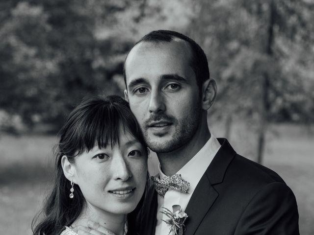 Le mariage de Guillaume et Anne à Les Monthairons, Meuse 27