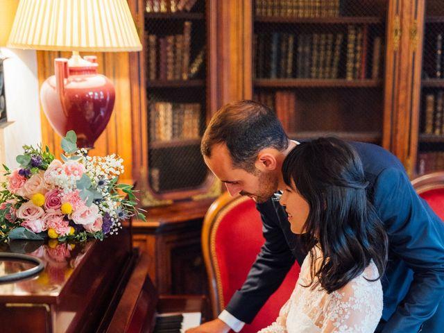 Le mariage de Guillaume et Anne à Les Monthairons, Meuse 31