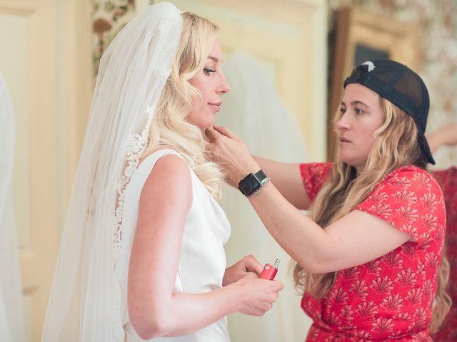 Le mariage de Adrien et Sabine à Sens-Beaujeu, Cher 12